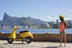 Independent Scooter Rental in Rio de Janeiro with Hotel Delivery After your scooter is delivered to your hotel, enjoy an independent day sightseeing in Rio de Janeiro. Follow your own path around the city with a selection of rental periods that best fits your schedule. Sightseeing by scooter allows you to get an up close and personal experience that traveling by car won't allow.Have a worry-free adventure as you explore Rio de Janeiro on a scooter delivered directly to your ho...
