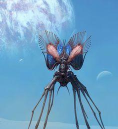 ArtStation - Alien 10, Tyler Smith