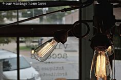 our vintage home love: Shop Sneak Peek