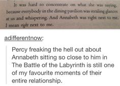 I would do the same Percy