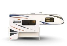 Truck Campers and Travel Trailers Cabover Camper, Pickup Camper, Truck Camper, Camper Van, Camping Spots, Camping Stuff, Rv Camping, Lance Campers, Slide In Camper