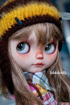 Tolé Tolé dolls: Some of my latest girls...