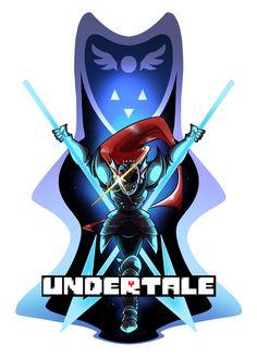 Undertale Fanart Collection 4 :: Undyne by 7-Days-Luck.deviantart.com on @DeviantArt
