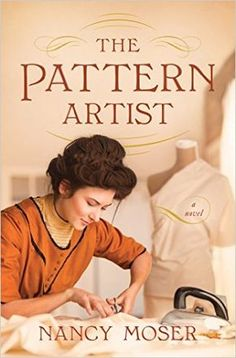 The Pattern Artist: Nancy Moser