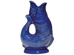 Gluggle Jug ($40) a centuries-old fish-shaped jug that continues to delight with its gurgling sound.