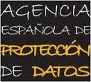 Agencia Española de Protección de Datos Company Logo, Logos, Dates, Logo