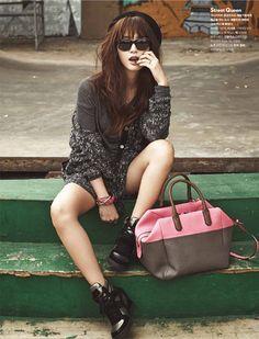 Kim Tae Hee - Cosmopolitan Magazine November Issue '13