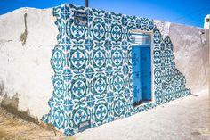 Add Fuel work for the Djerbahood project http://www.djerbahood.com/ - #art #street #streetart