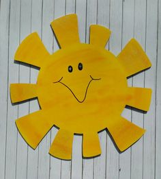 Sun Shine Wooden Door Hanger by MBPandMore on Etsy