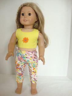 American Girl Doll Clothes/18 Inch Doll by VernasThreadedNeedle