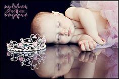 pretty princess...love the reflection