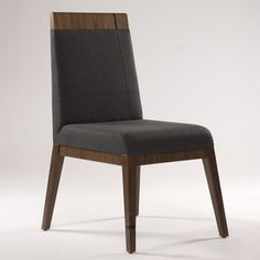 I love this Chair but at $1775 it should be solid walnut and not vaneer