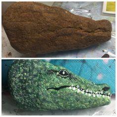 Found rock