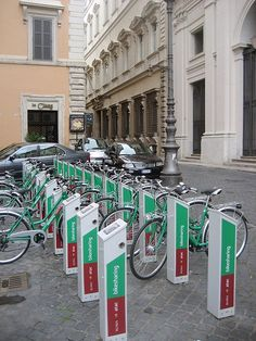 Gallery - The Bike-Sharing Takeover