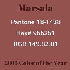 #pantone 2015