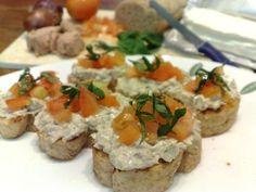 ... Pecan Chicken Salads, Chunky Monkey Cookies and Sweet Potato Burgers