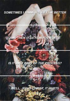 "surrealist-lyricist: ""Big God - Florence + The Machine """