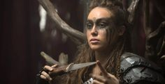 Alycia Debnam-Carey, who plays Lexa, talked to EW about the impact of the kiss, where her character will go from here, and what we can expect in tonight's all new episode. Description from pinterest.com. I searched for this on bing.com/images