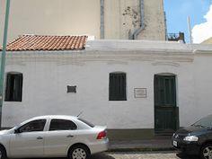 Edificios y Monumentos de Buenos Aires: Casa de Esteban de Luca