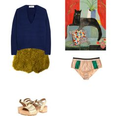 """forever in love with this shorts"" by thisisnotmyname on Polyvore"