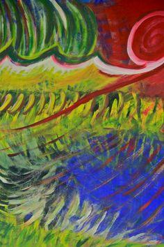 Kansas City - process painting Kansas City, Therapy, Paintings, Artist, Paint, Painting Art, Painting, Healing, Counseling