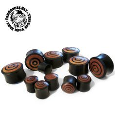 Wooden plugs at eargauges.net Wooden Plugs, Ear Gauges, Nespresso, Beauty, Style, Swag, Stylus, Outfits