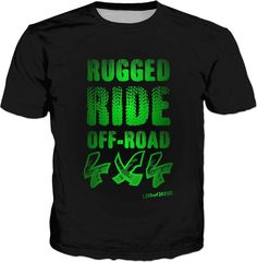New at love and design today: Rugged Ride Off-r... - click through http://loveanddesign.com/products/rugged-ride-off-road-4x4-love-and-design-brand-t-shirt?utm_campaign=social_autopilot&utm_source=pin&utm_medium=pin