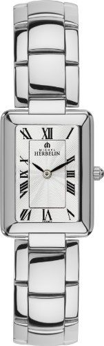 Michel Herbelin Women's Quartz Watch with White Dial Analogue Display and Silver Stainless Steel Bracelet 17463/B08 has been published to http://www.discounted-quality-watches.com/2013/05/michel-herbelin-womens-quartz-watch-with-white-dial-analogue-display-and-silver-stainless-steel-bracelet-17463b08/