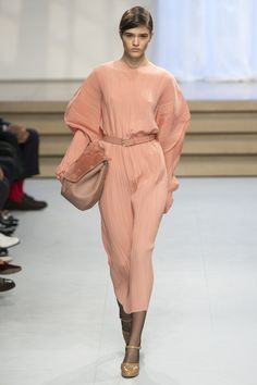 Kate Bosworth wears an unusual winged peach dress at NY launch | Daily Mail Online