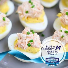 Looking for Fast & Easy Appetizer Recipes, Seafood Recipes! Recipechart has over free recipes for you to browse. Find more recipes like Chili Crab Deviled Eggs. Egg Recipes, Seafood Recipes, Appetizer Recipes, Cooking Recipes, Appetizers, Party Recipes, Grouper Recipes, Potato Recipes, Vegetable Recipes