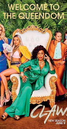 Claws Tv Show, New Movies, Movies And Tv Shows, Judy Reyes, Tv Series 2017, Drama Series, Karrueche Tran, Series Premiere, Streaming Vf