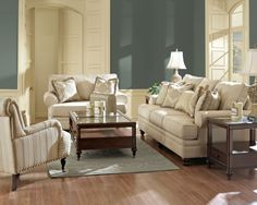 Loveseat Huffman Koos 58 Burgundy Leather Furniture Pinterest