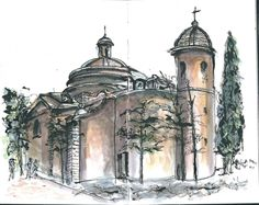 Old Military Parish in Ciudadela Park, Barcelona | shiem