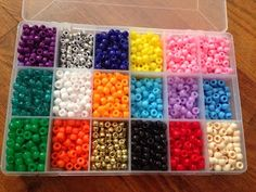 Relay for Life fundraising ideas - Lap Beads.