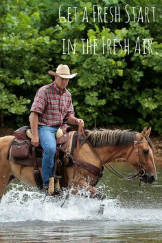 Horseback riding in the backcountry could be just the ticket to making you  and your horse cd97a0273ce