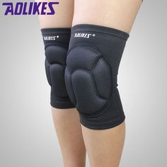 1 pair AOLIKES sponge knee pads
