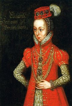 1560's German Woman