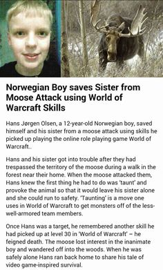 Thanks To World Of Warcraft