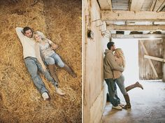 Country engagement - Rowell Photography