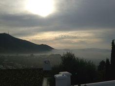 Mountain views in Spain