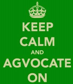 Advocate for Agriculture = Agvocate