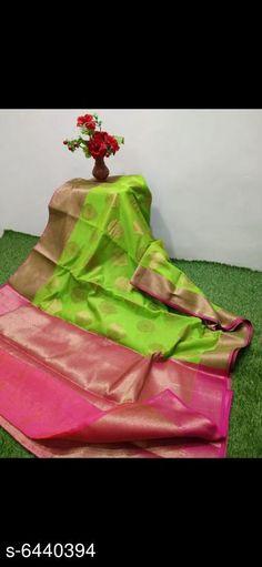 Sarees Classy Women Saree Saree Fabric: Banarasi Cotton Blouse: Running Blouse Blouse Fabric: Banarasi Cotton Pattern: Woven Design Multipack: Single Sizes:  Free Size (Saree Length Size: 6.3 m) Country of Origin: India Sizes Available: Free Size   Catalog Rating: ★4 (421)  Catalog Name: Kashvi Sensational Sarees CatalogID_1024777 C74-SC1004 Code: 438-6440394-7422