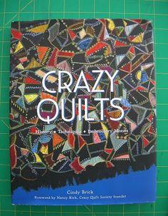 Allie's in Stitches: vintage crazy quilts