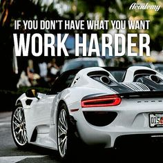 Go out and put in some work to get what you want to get and to be where you want to be! You got this!