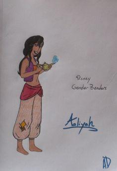 Disney Gender Benders