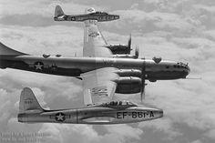 Wing Tip Coupling: B-29B/F-84D