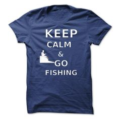 #tshirts... Awesome T-shirts (Greatest TShirts) KEEP CALM AND FISH . MechanicTshirts  Design Description:   If you don't absolutely love this design, you'll SEARCH your favorite one by means of utilizing search bar on the header....