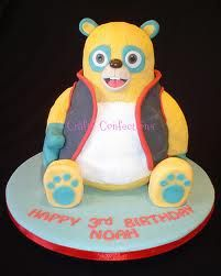 special agent oso cake - Google Search