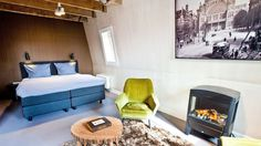 V Lofts Amsterdam - Bedroom