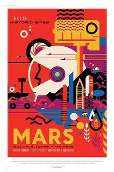 Mars Multiple Tours Available